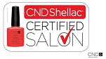 CND Certified Shellac Sallon